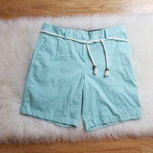 Other - 🧡2/$20 Bermuda Yacht Shorts w/ Rope Belt